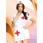Костюм халатик медсестры, 3 предмета M/L