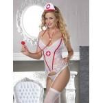 """Костюм для рольових ігор """"Медсестра"""", 5 предметів, розмір One Size"""