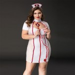 Костюм медсестры, 4 предмета, размер XL/XXL