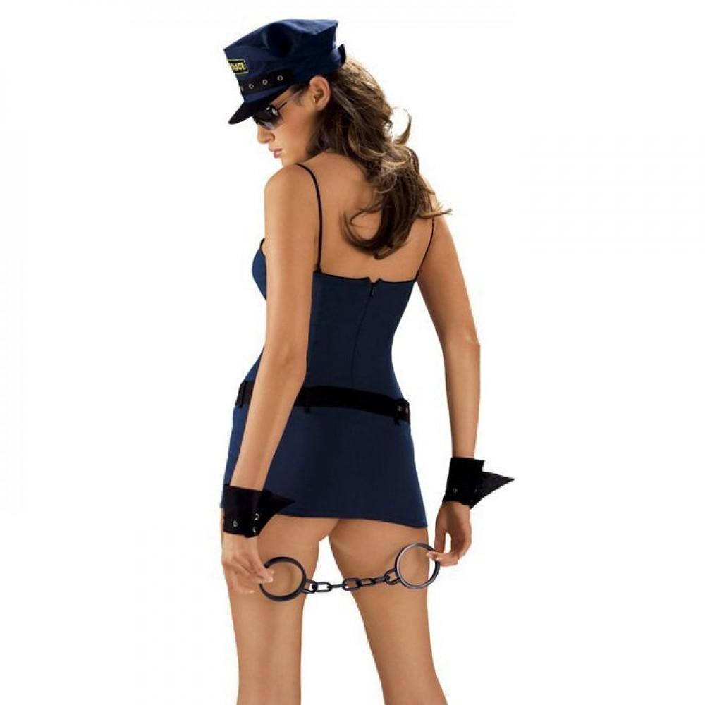 Костюм полицейской Roxana для ролевой игры (20288)