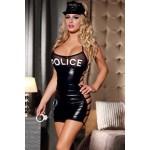 Платье Полицейской спандекс 3 предмета OS Sunspice
