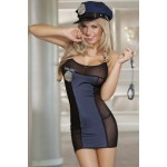 Спокусливий костюм поліцейського
