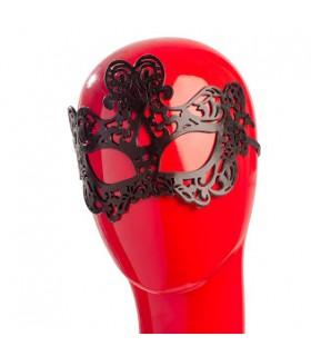 Черная ажурная гелевая маска NO TABOO - No Taboo