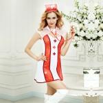 Костюм медсестри, 4 предмета (One size)