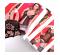 Пеньюар сексуальный атласный с кружевами, черный S/M (34626), фото 10