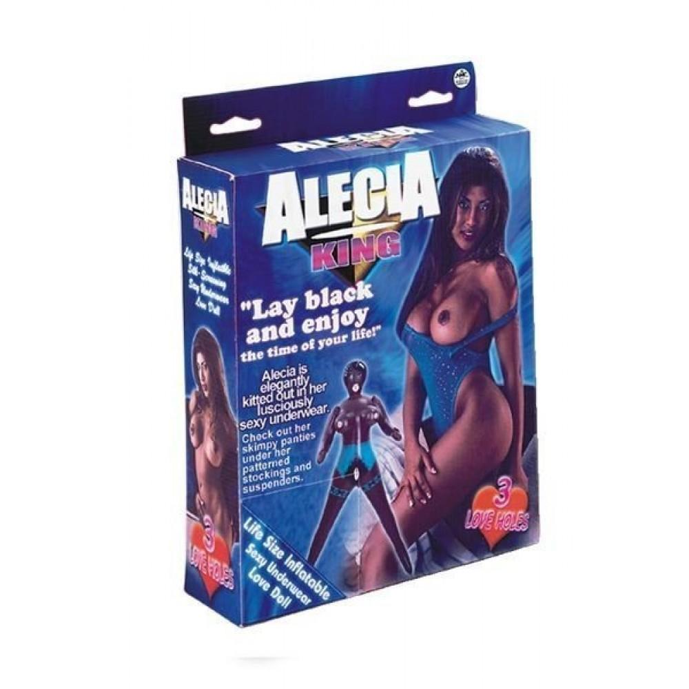 Кукла негритянка Alecia - No Taboo