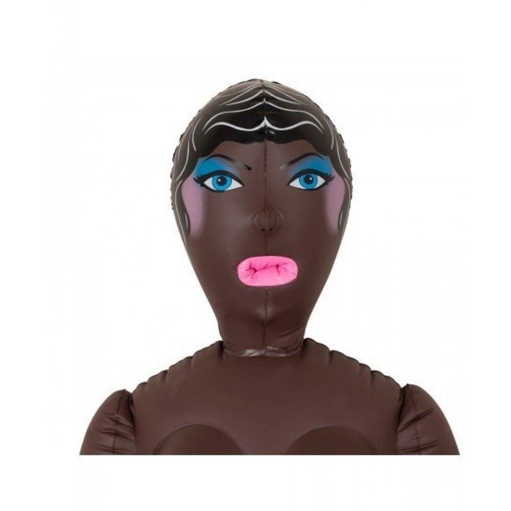 Лялька шоколадна дівчинка (5562)