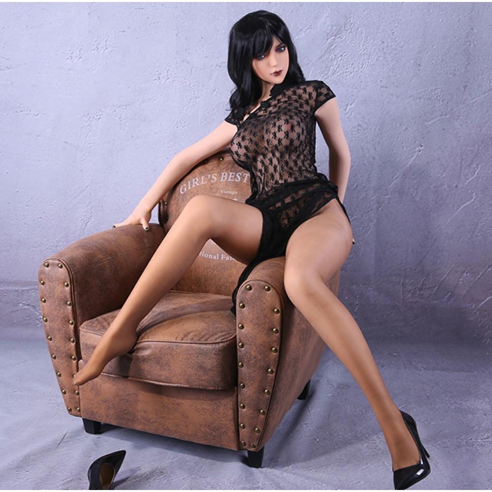 Реалистичная секс-кукла в наличии Лейла, фото 1