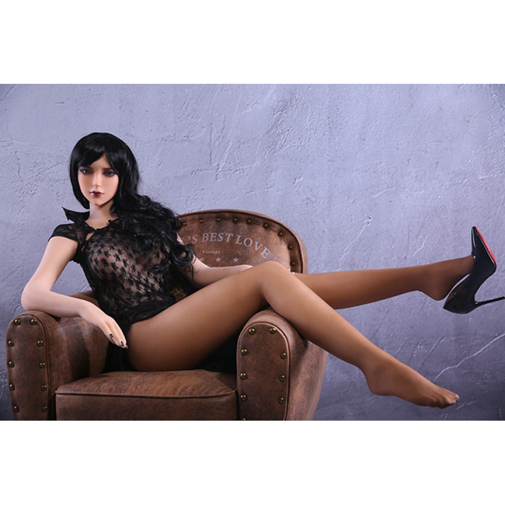 Реалистичная секс-кукла в наличии Лейла, фото 2