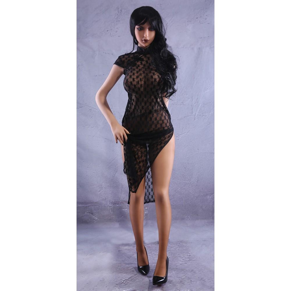 Реалистичная секс-кукла в наличии Лейла, фото 8