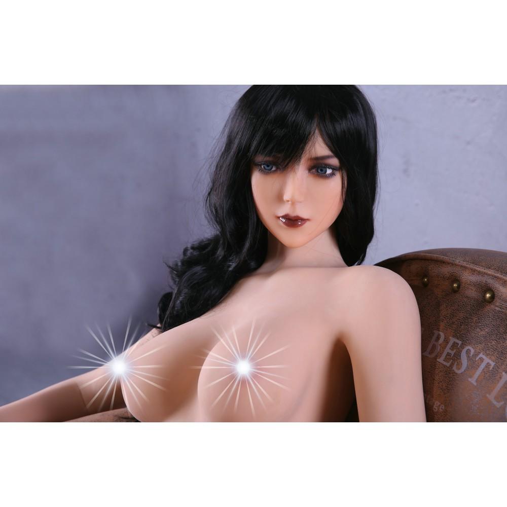 Реалистичная секс-кукла в наличии Лейла, фото 11