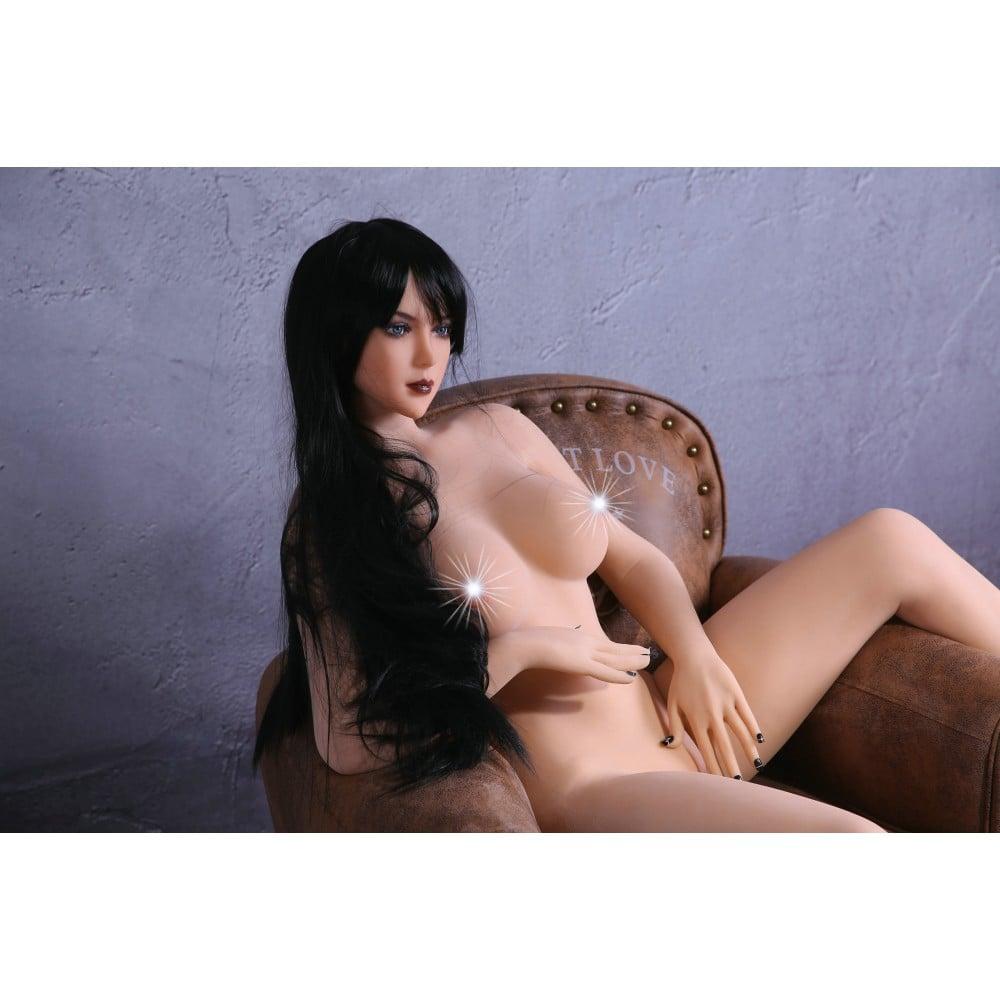 Реалистичная секс-кукла в наличии Лейла, фото 12