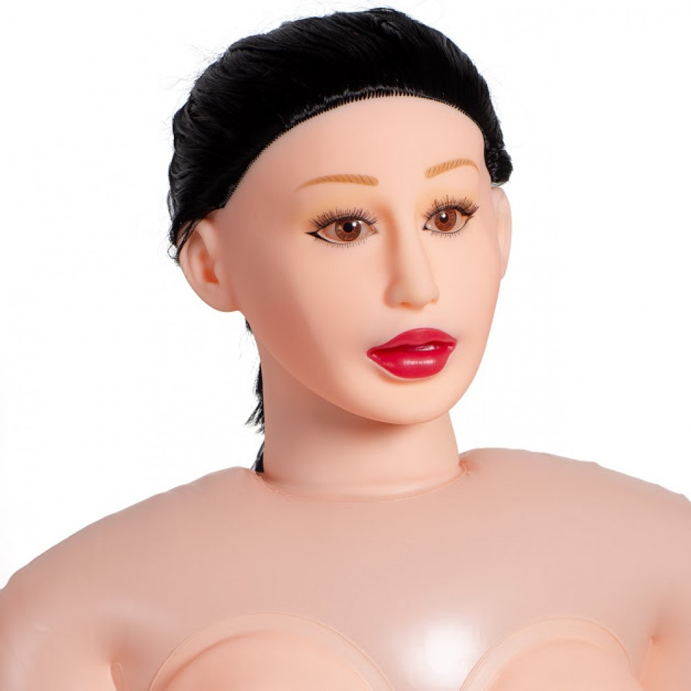 Кукла Doll с вибро Erotic (31899), фото 3 — секс шоп Украина, NO TABOO
