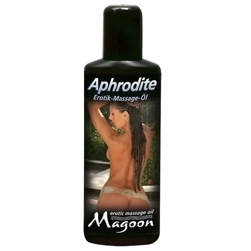 Массажное масло Magoon aphrodite 100ml (34091), фото 1 — секс шоп Украина, NO TABOO
