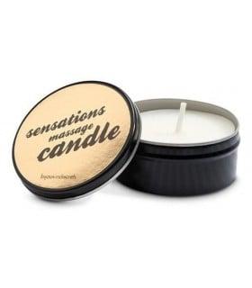 Свеча для массажа SЕNSATIONS от Bijoux Indiscrets - 35 гр
