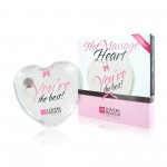 Гаряче серце для масажу Loverspremium Hot Massage Heart XL The Best