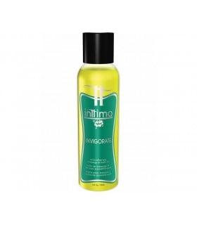 Массажные масла Inttimo с ароматом эвкалипта и лимона, 120 мл - No Taboo