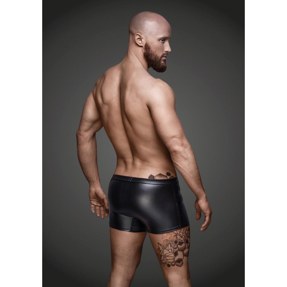 Сексуальные шорты с декоративными полосками от Noir Handmade L (31959)