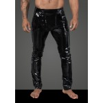 Эротические штаны винил, мужские H060 Noir Handmade XL