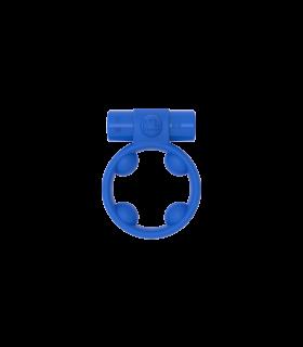 Эрекционное кольцо c вибропулей Cool Boy Blue ML Creation (My Love) - No Taboo