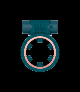 Эрекционное кольцо c вибропулей ML Creation - No Taboo