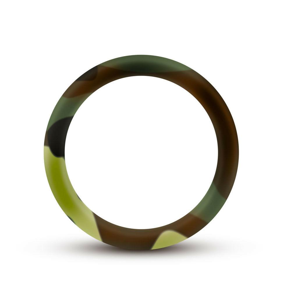 Эрекционное кольцо в камуфляжном цвете (34649), фото 1