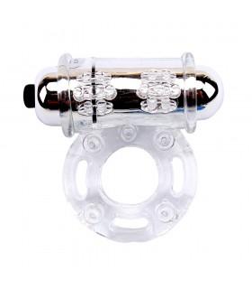 Эрекционное кольцо с вибропулей GET LOCK - No Taboo