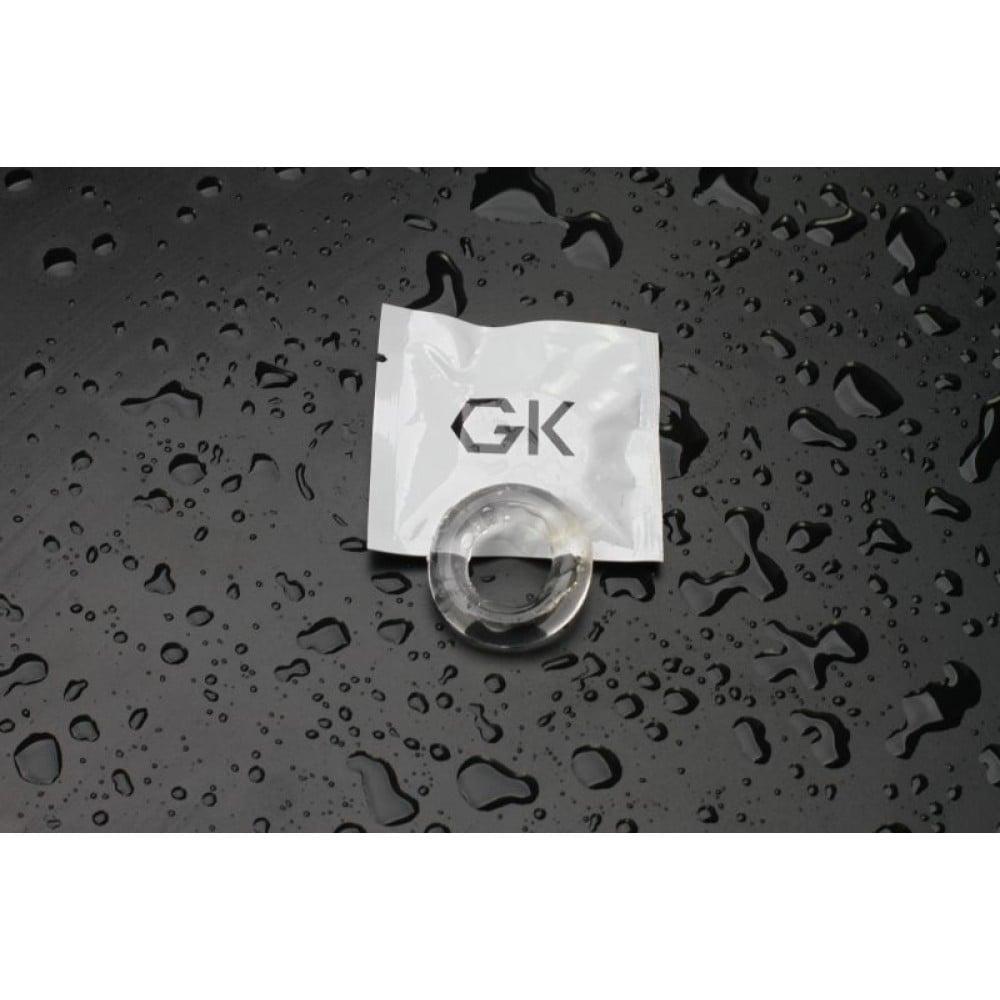 Прозрачное эрекционное кольцо Get Lock (29070), фото 3 — секс шоп Украина, NO TABOO