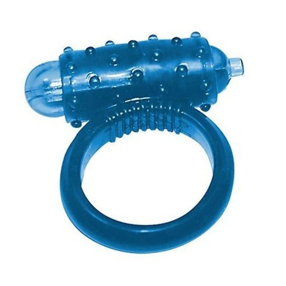 Эрекционное кольцо с вибрацией (6063)