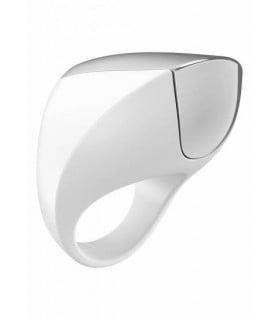 Эрекционное кольцо с вибрацией OVO A1 - No Taboo