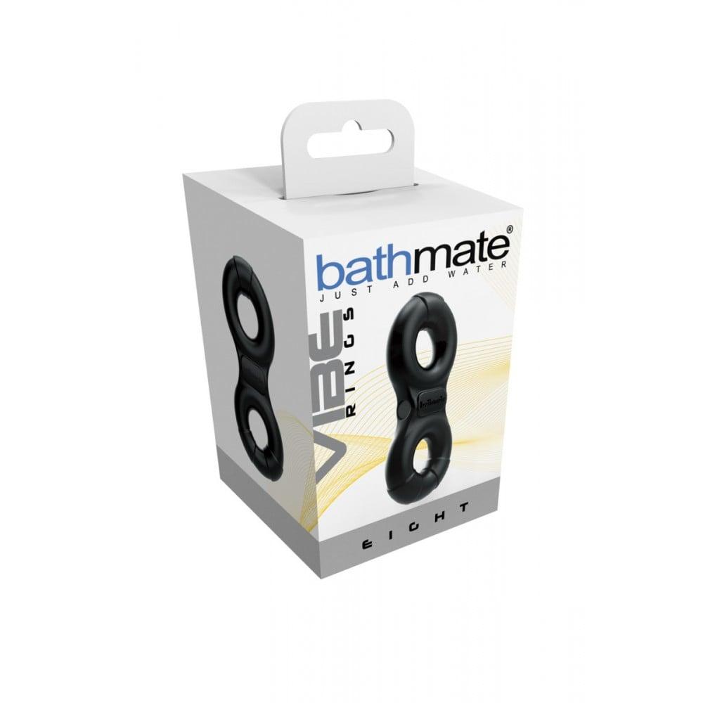 Эрекционное кольцо Bathmate Vibe Ring - Eight (32067)
