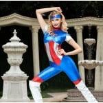 Костюм Supergirl, 2 предмета