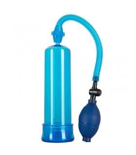 Помпа Bang Bang Penis Pump, синяя - No Taboo