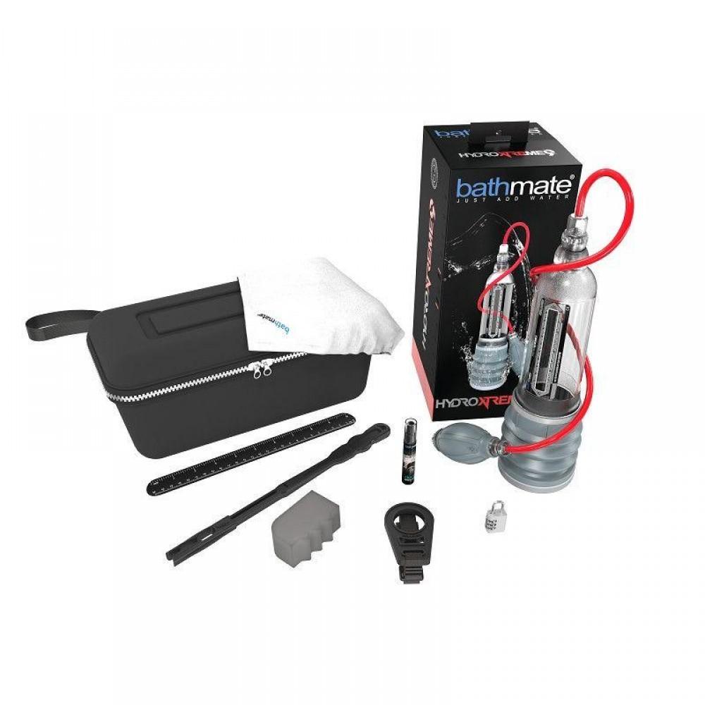 Гідропомпа з вакуумним насосом і комплектом для очищення Bathmate HydroXtreme 9 (32040)