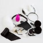 БДСМ набор послушной кошечки Roomfun, 9 предметов