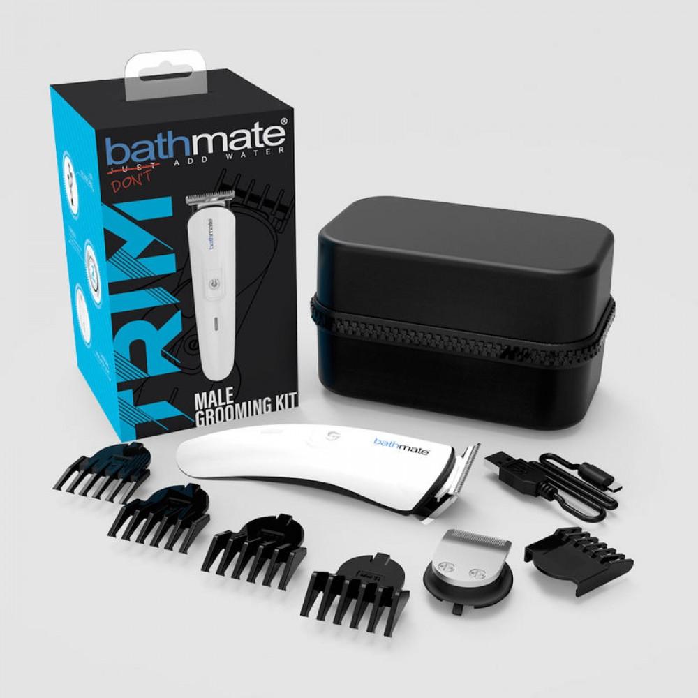 Триммер Bathmate Trimmer для интимной стрижки и бритья (32075)
