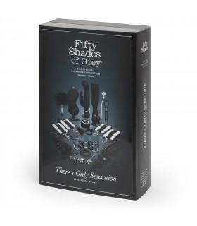 Сексуальный адвент-календарь ЛИШЬ ОЩУЩЕНИЯ - 24 ДНЯ ИГРЫ Fifty Shades of Grey - No Taboo