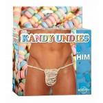 Эротические съедобные трусики из конфет Kandy Undies For Him