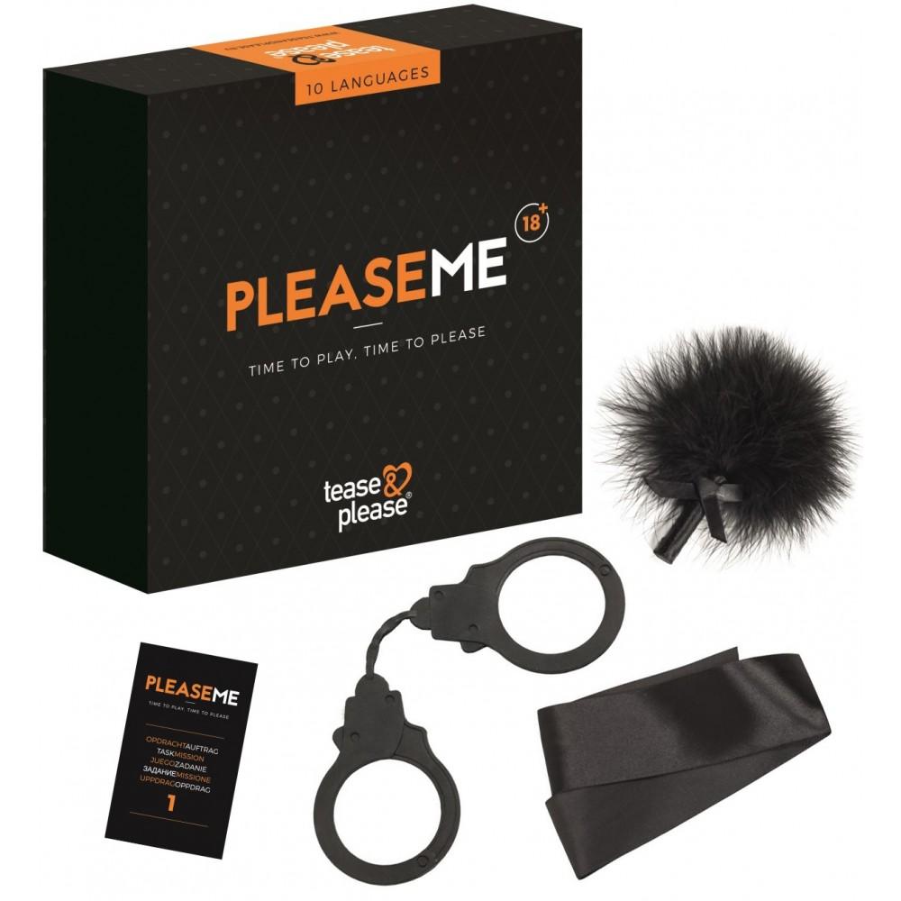 Секс игра Please Me, Tease & Please - No Taboo