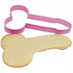 Формы для печенья розовые Bachelorette Cookie Cutter