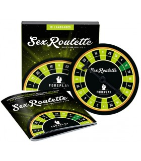Игра Sex Roulette Foreplay - No Taboo