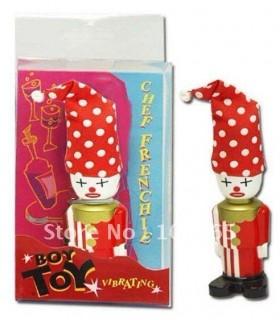 Мини вибратор Boy Toy Frenchie - No Taboo