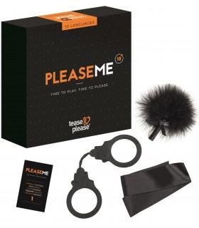 Секс-игра Please Me, Tease & Please, три предмета - No Taboo
