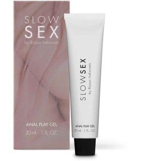 Гель для анальной стимуляции ANAL PLAY Slow Sex by Bijoux Indiscrets