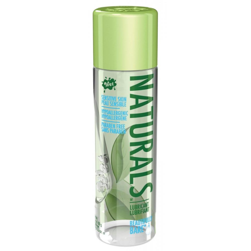 Лубрикант для чувствительной кожи WET NATURALS - BEAUTIFULLY BARE, 89 мл (27638)