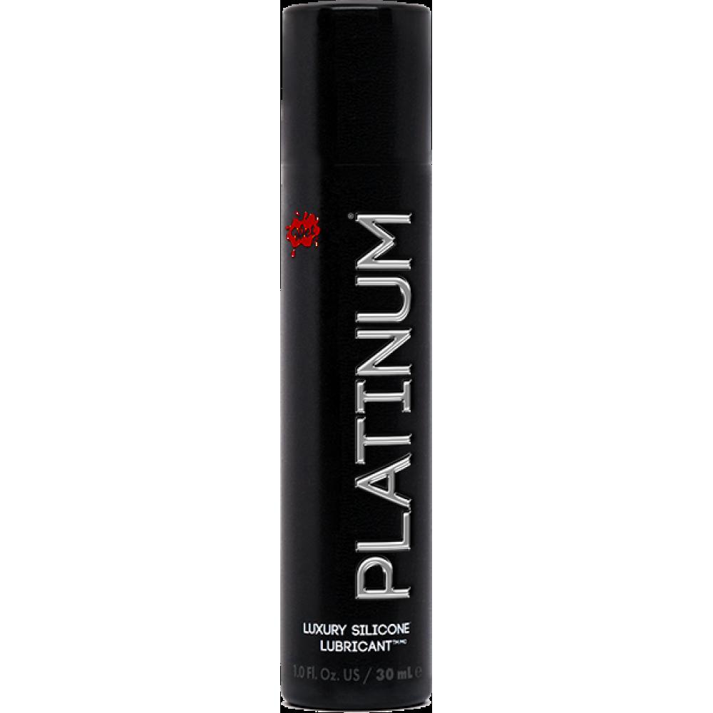 Лубрикант на силиконовой основе Wet Platinum Premium Lubricant (30 мл) - No Taboo