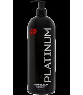 Лубрикант на силиконовой основе Wet Platinum Premium Lubricant, 946 мл - No Taboo
