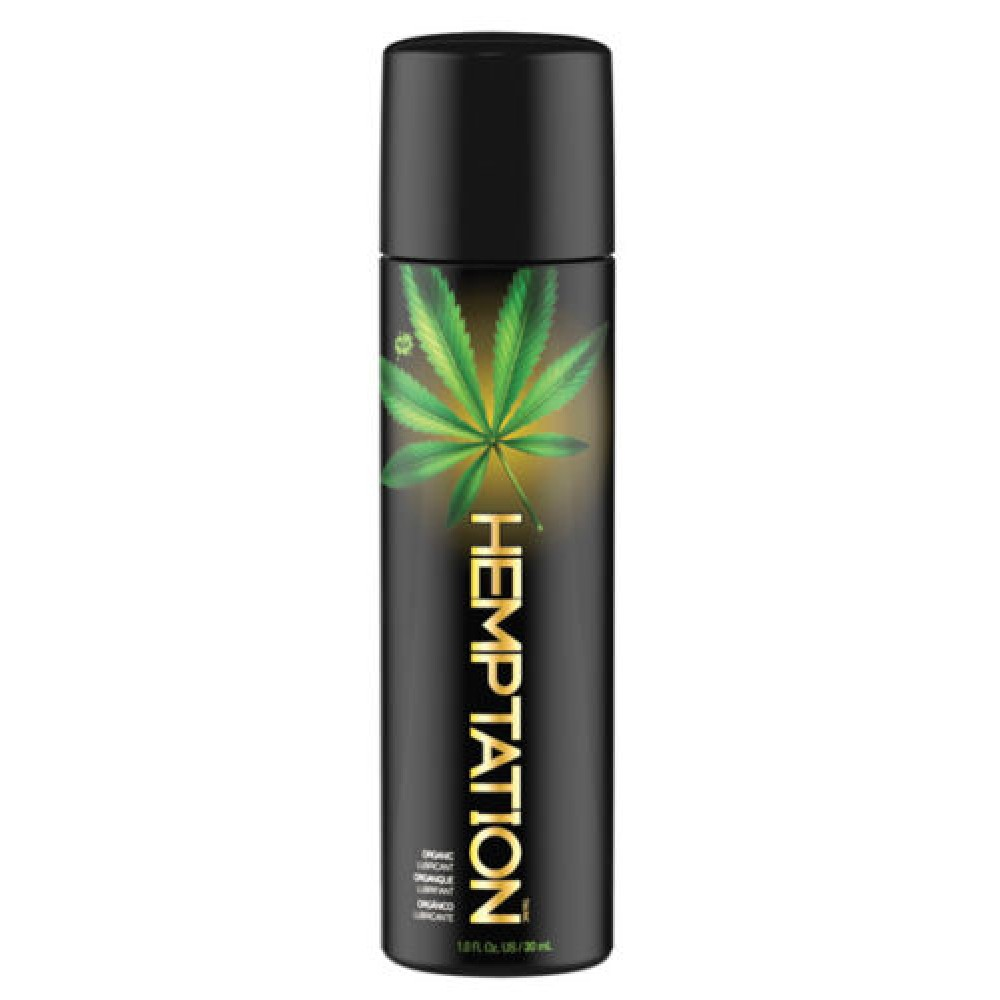 Лубрикант Wet Hemptation 30ml - No Taboo