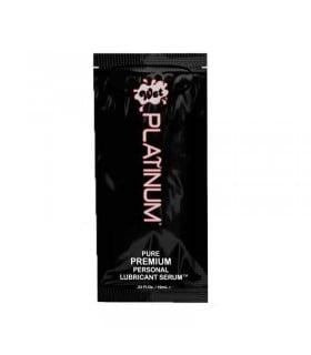 Лубрикант WET Platinum Premium 10 мл - No Taboo