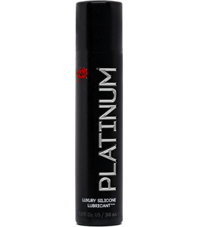 Лубрикант на силіконовій основі Wet Platinum Premium Lubricant (30 мл) - No Taboo